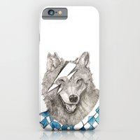 iPhone & iPod Case featuring Wolf by Emily Shaw