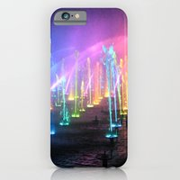 Lights in the Water iPhone 6 Slim Case