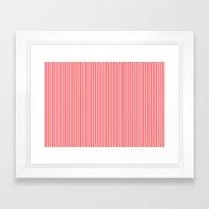 the other line Framed Art Print
