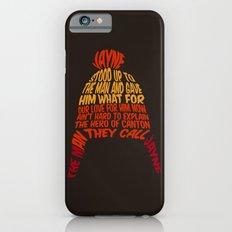 Jayne Hat iPhone 6s Slim Case
