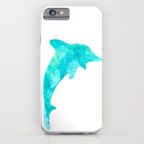 Exotic Dolphin iPhone & iPod Case