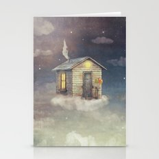 Flying Home Stationery Cards