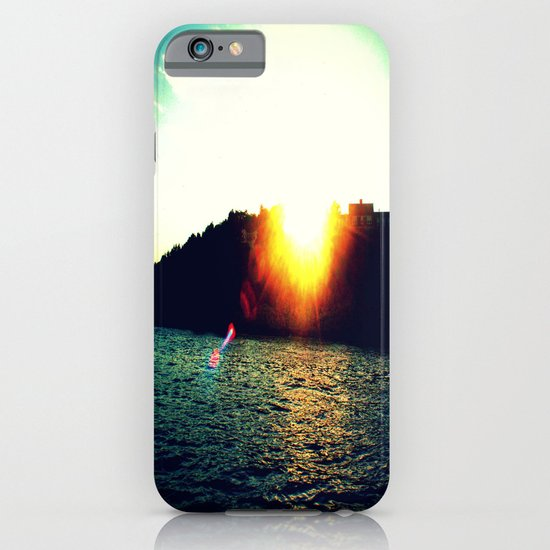 When The Light Shines Through iPhone & iPod Case