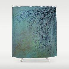 Hanging Tree  - JUSTART © Shower Curtain