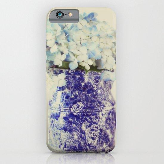 Hydrangea iPhone & iPod Case