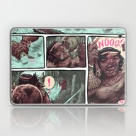 Conan Laptop & iPad Skin