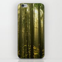 Forest#5 iPhone & iPod Skin