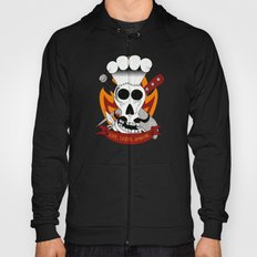 Chef For Life (Code Of Arms) Hoody