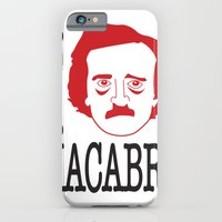 iPhone & iPod Case featuring I __ Macabre by senioritis