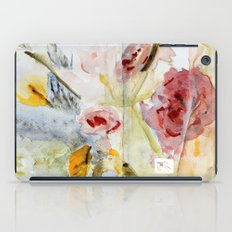 fragmented view iPad Case
