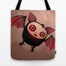 RedEye the Vampire Bat Boy Tote Bag