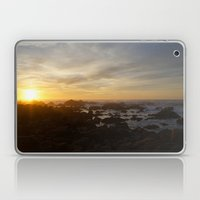 SUNSET - MONTEREY CALIFO… Laptop & iPad Skin