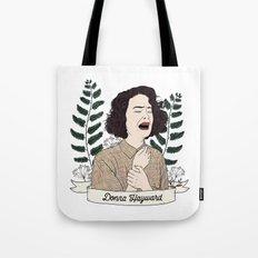 Twin Peaks (David Lynch) Donna Hayward Tote Bag