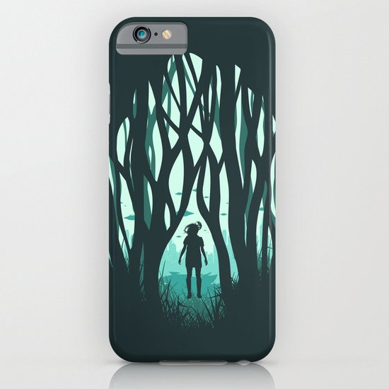 Another World iPhone & iPod Case