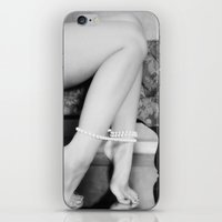 The Beauty Of Pearls iPhone & iPod Skin