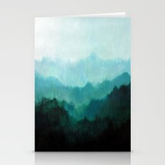 Mists No. 2 Stationery Cards