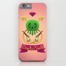 Santa Muerte Slim Case iPhone 6s