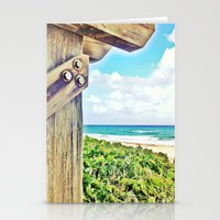 End of Summer Nostalgia III Stationery Cards