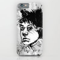 iPhone & iPod Case featuring Brooklyn Bridge Girl by Denis Stritar