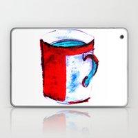 big coffee cup Laptop & iPad Skin