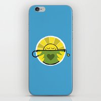 Sun Tea iPhone & iPod Skin