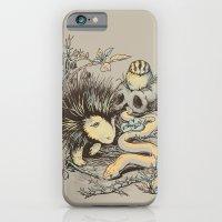 Haunters of the Waterless iPhone 6 Slim Case