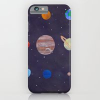 The 9 Planets! iPhone 6 Slim Case
