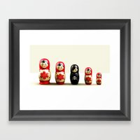 The Black Sheep 3D Framed Art Print