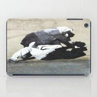 BANKSY  iPad Case