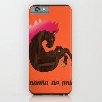 Caballo de Palo iPhone 6 Slim Case