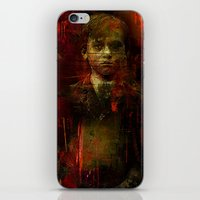 The ghost of the room 303 iPhone & iPod Skin
