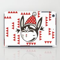 Red Remy iPad Case