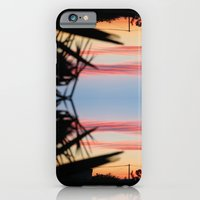 iPhone & iPod Case featuring REVERSED SUMMER SHADOWS by Maud Villers