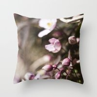 Love. Throw Pillow