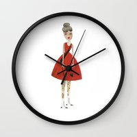 Vintage mum Wall Clock