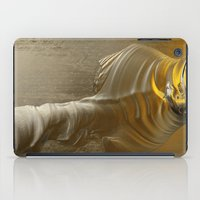 Molten Gold II iPad Case