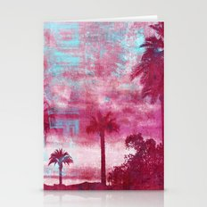 Pacific Island Stationery Cards