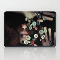 TRAPPED BUTTONS iPad Case