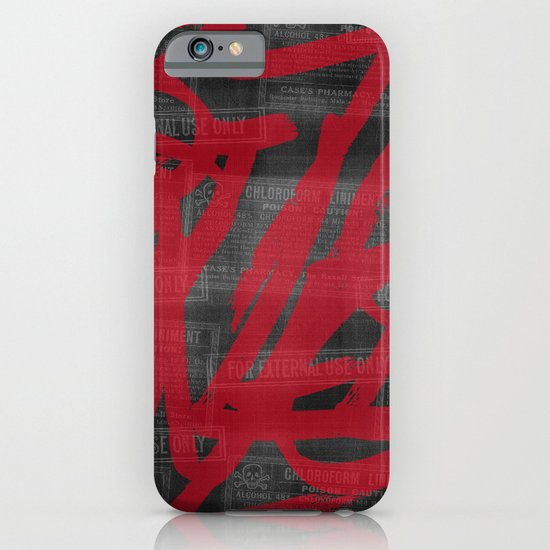 Haphazard. iPhone & iPod Case