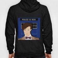 Doctor Who - Matt Smith Hoody