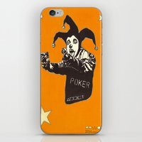 Pussy Power World Games Inc. iPhone & iPod Skin