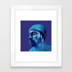 MADLIB - purple version Framed Art Print