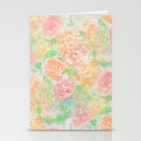 Forever Bouquet Stationery Cards