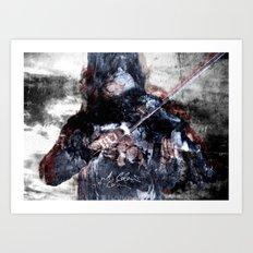 Fortissimo Art Print