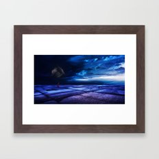 Mysterious Places Framed Art Print
