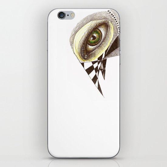 The Bird's Eye iPhone & iPod Skin