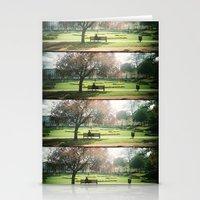 Imagination Garden Stationery Cards