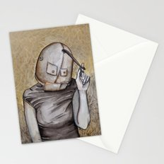 Coy conformity Stationery Cards