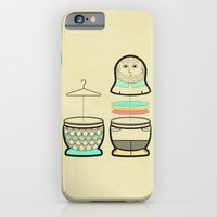iPhone Cases featuring Everybody should have the opportunity to become a mermaid by AmDuf