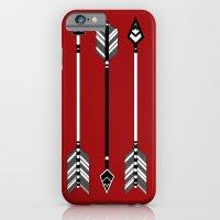 iPhone & iPod Case featuring Arrows by KatieWaye